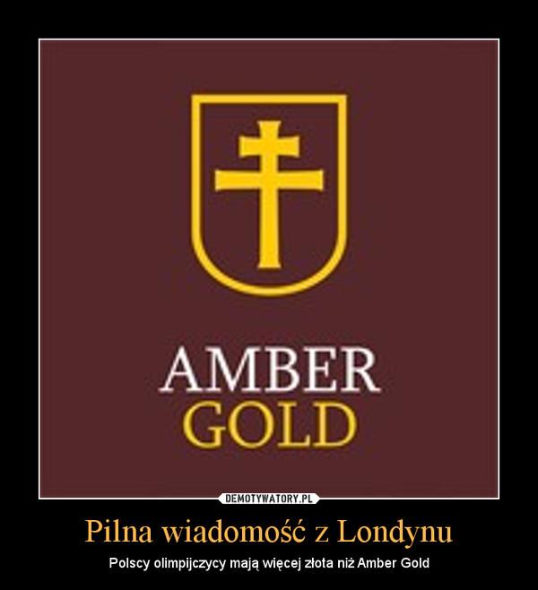 AMber Gold - złoto